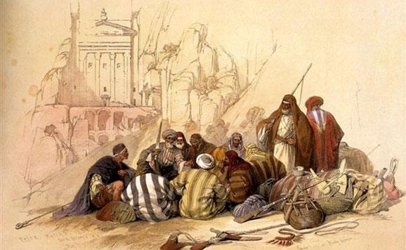 Circuito Jordania : Judios y nabateos oferta de viajes a israel jordania