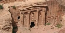 Tumba del Soldado Romano en Petra
