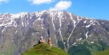 Iglesia de la Trinidad de Gergeti